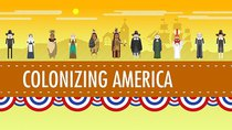 Crash Course US History - Episode 2 - When is Thanksgiving? Colonizing America