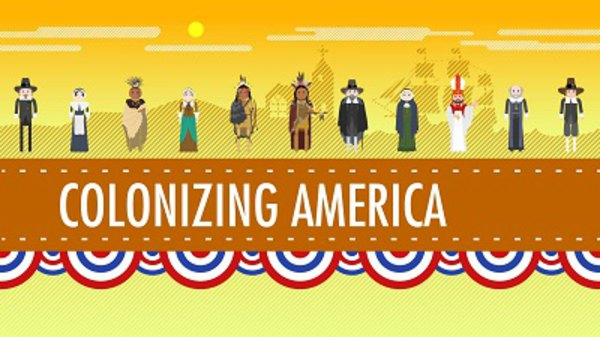 Crash Course US History - S01E02 - When is Thanksgiving? Colonizing America