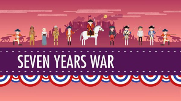 Crash Course US History - S01E05 - The Seven Years War and the Great Awakening