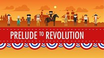 Crash Course US History - Episode 6 - Taxes & Smuggling - Prelude to Revolution