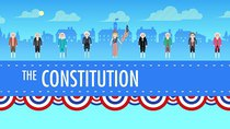 Crash Course US History - Episode 8 - The Constitution, the Articles, and Federalism