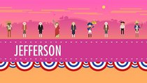 Crash Course US History - Episode 10 - Thomas Jefferson & His Democracy