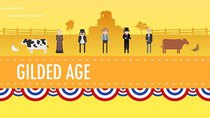 Crash Course US History - Episode 26 - Gilded Age Politics