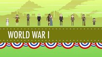 Crash Course US History - Episode 30 - America in World War I