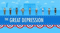 Crash Course US History - Episode 33 - The Great Depression
