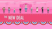Crash Course US History - Episode 34 - The New Deal