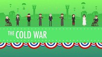 Crash Course US History - Episode 37 - The Cold War