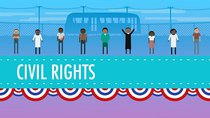 Crash Course US History - Episode 39 - Civil Rights and the 1950s