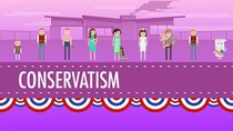 Crash Course US History - Episode 41 - The Rise of Conservatism