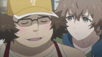 Steins;Gate 0 - Episode 14 - Recognition of the Elastic Limit: Presage or Recognize