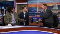 The Daily Show - Episode 128 - Daveed Diggs & Rafael Casal