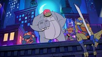 Rise of the Teenage Mutant Ninja Turtles - Episode 3 - War and Pizza