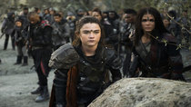 The 100 - Episode 13 - Damocles (2)