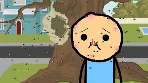 The Cyanide & Happiness Show - S01E01 - A Day At The Beach