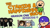 The Cyanide & Happiness Show - Episode 4 - The Meaning of Love