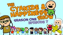 The Cyanide & Happiness Show - Episode 7 - The Elusive Mr Wimbley
