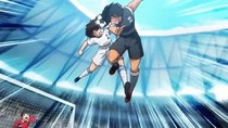 Captain Tsubasa - Episode 15 - I Can't Lose Because It's My Dream!