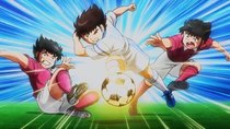 Captain Tsubasa - Episode 16 - This Is Acrobatic Soccer!