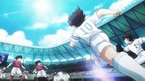 Captain Tsubasa - Episode 17 - Last 4 Minutes! Decisive Battle in the Air