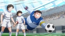 Captain Tsubasa - Episode 18 - Let's Go! The Decisive Tournament