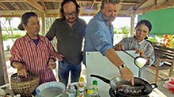 The Hairy Bikers' Asian Adventure - S01E02 - Thailand - Bangkok and the Central Plains