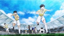 Captain Tsubasa - Episode 19 - Fierce Fight! Meiwa vs Furano