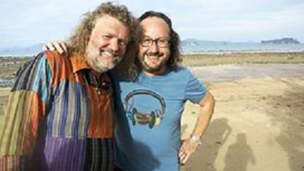 The Hairy Bikers' Asian Adventure - S01E03 - Thailand - Beaches and Mountains