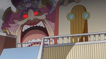 One Piece - Episode 850 - I'll Be Back! Luffy, Deadly Departure!