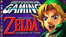 Did You Know Gaming? - Episode 277 - Zelda Ocarina of Time