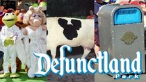 Defunctland - Episode 22 - Top 5 Extinct Disney Walk-Around Characters