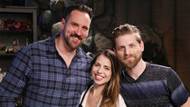 Talks Machina - Episode 30 - Talking Critical Role - The Journey Home