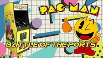 Battle of the Ports - Episode 221 - Pac-Man