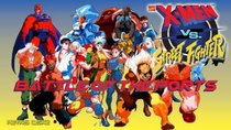 Battle of the Ports - Episode 223 - X-Men VS Street Fighter