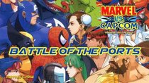 Battle of the Ports - Episode 226 - Marvel VS Capcom