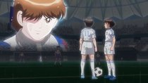 Captain Tsubasa - Episode 22 - Additional Time of Destiny