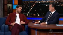 The Late Show with Stephen Colbert - Episode 1 - John Krasinski, Yvonne Orji