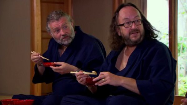 The Hairy Bikers' Asian Adventure - S01E05 - Japan - South to Kyoto