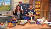 Rachael Ray - Episode 5 - Actress Shay Mitchell's Bedtime Beauty Routine + Hot Dog CHILI