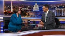 The Daily Show - Episode 148 - Amy Klobuchar & Kevin Love