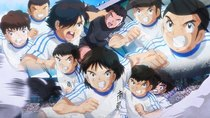 Captain Tsubasa - Episode 24 - Tenacity, Definitely Tenacity!