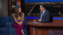 The Late Show with Stephen Colbert - Episode 7 - Keira Knightley, Beto O'Rourke, Martha Stewart