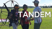 Day in the Life of Woody - Episode 26 - Becoming a Tandem Certified Paramotor Pilot