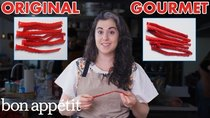 Gourmet Makes - Episode 8 - Pastry Chef Attempts to Make Gourmet Twizzlers
