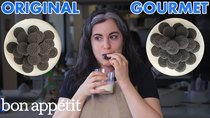 Gourmet Makes - Episode 7 - Pastry Chef Attempts to Make Gourmet Oreos