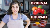 Gourmet Makes - Episode 2 - Pastry Chef Attempts to Make Gourmet Gushers