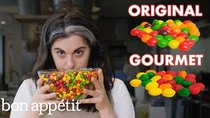 Gourmet Makes - Episode 5 - Pastry Chef Attempts to Make Gourmet Skittles