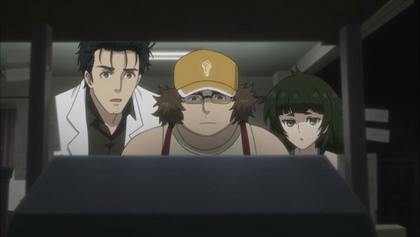 Steins;Gate 0 - Ep. 22 - Rinascimento of Projection: Project Amadeus