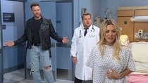 The Late Late Show with James Corden - Episode 10 - Kaley Cuoco, Joel McHale, Gaz Coombes