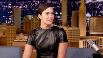 The Tonight Show Starring Jimmy Fallon - Episode 1 - Mandy Moore, John David Washington, Mumford & Sons