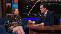 The Late Show with Stephen Colbert - Episode 14 - Emma Stone, Flight of the Conchords